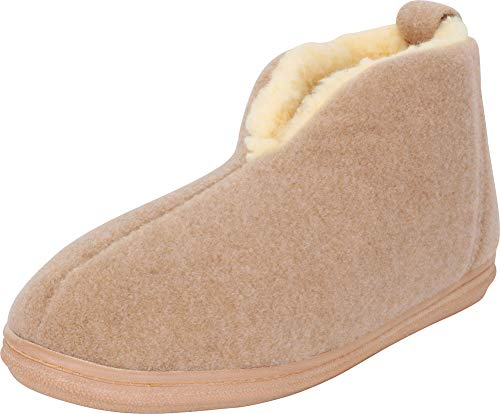 - Tamarac by Slippers International Men's 500P Eurelle Dorm Slipper,Tan,12 M US
