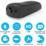 C-Xka WiFi Mini Spy Hidden Camera LED Lights, Full HD 1080P Portable Small Wireless Nanny Cam Night Vision Motion Detection,Perfect Covert Tiny Security Camera Indoor Outdoor