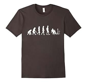 Men's Hookah Shisha - Evolve and Shisha t-shirt 3XL Asphalt