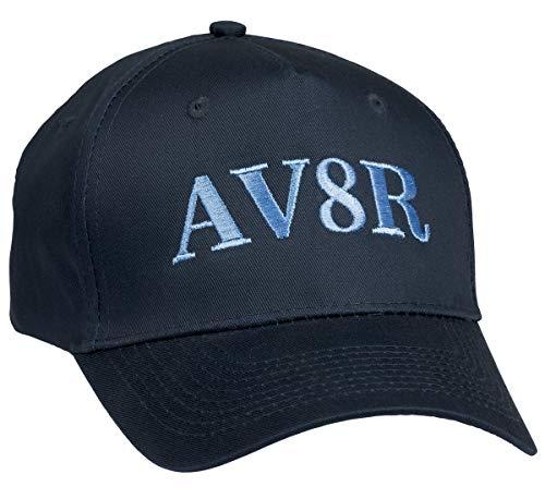- ComputerGear Pilot Aviator Av8R Hat Cap Gift Navy