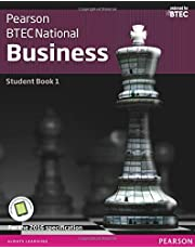 BTEC Nationals Business Student Book 1 + Activebook: For the 2016 specifications (BTEC Nationals Business 2016)