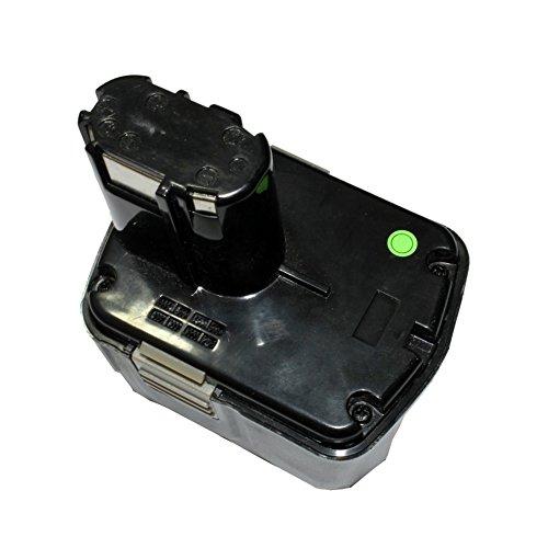 14.4V 3000mAh Replacement Power Tool Li-ion Battery for Hitachi BCL1430 EBL1430 BCL1415