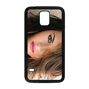 DAZHAHUI Demi Lovato Cell Phone Case for Samsung Galaxy S5