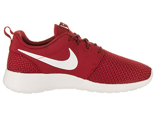 Team Men's Nike Roshe Red SE Running Red One Sail Gym Shoe w7zHq6R