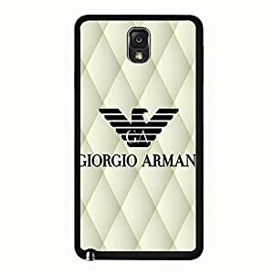 Samsung Galaxy Note 3 N9005 Cover Case Attractive Hottest Armani Shell Case snap on Samsung Galaxy Note 3 N9005