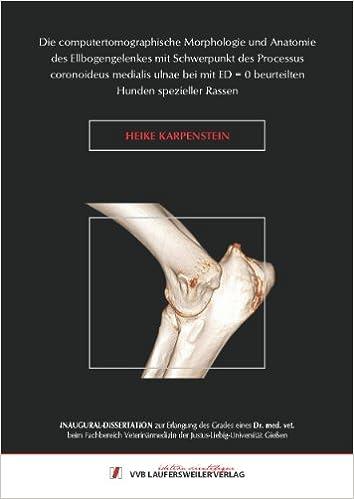 Die computertomographische Morphologie und Anatomie des ...