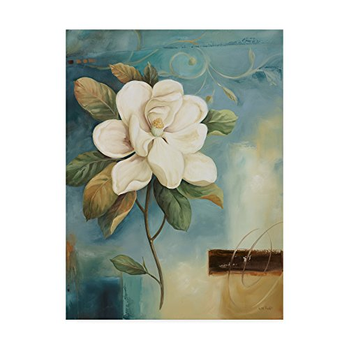 Magnolia Abstract I by Lisa Audit, 35x47-Inch