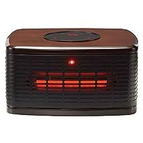 1500-Watt Infrared Quartz Cabinet Electric Space Heater