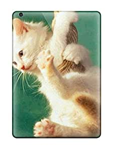 CHFeBGj7500GyZNT Faddish Cat Case Cover For Ipad Air