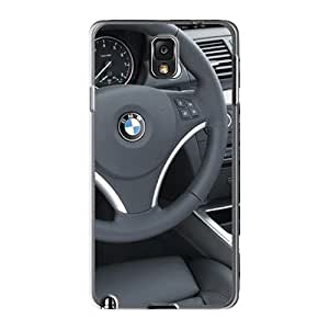 Galaxy Cases - Tpu Cases Protective For Galaxy Note3- Bmw 1 Series Coupe Steering Wheel