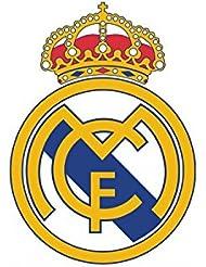 Real Madrid Football Futbol Soccer Edible Cake Topper Decoration (8 Round)