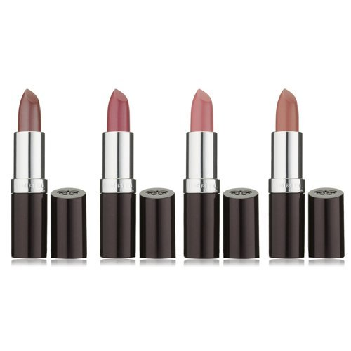 rimmel-lasting-finish-lipstick-pink-blush-heather-shimmer-airy-fairy-and-dizzy-with-dimple-bracelet