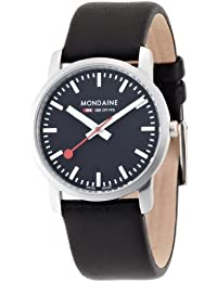 Women's A672.30351.14SBB Simply Elegant Leather Band Watch