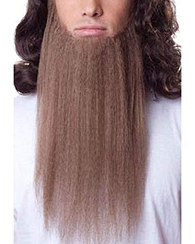 ZZ Top Color Blonde - Sepia Costume Wigs 15