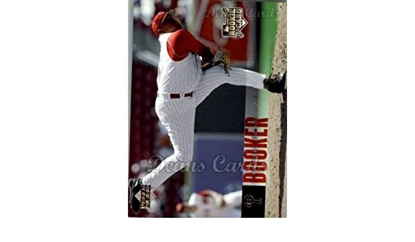 Amazon.com: 2006 Upper Deck # 131 Chris Booker Philadelphia Phillies (Baseball Card) Deans Cards 8 - NM/MT Phillies: Collectibles & Fine Art