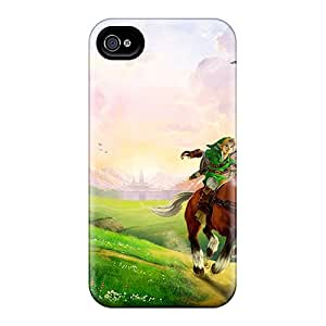 Tpu Cases For Iphone 6 With Ocarina Of Time 3d Artwork