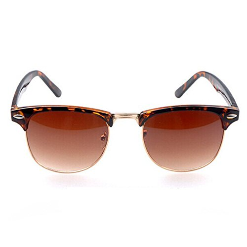 C sol unisex vendimia enormes de de la diseño gafas Fortan zBw8Aw
