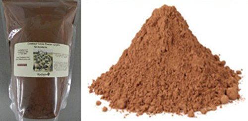Callebaut CP777 Cocoa Powder 22/24% from OliveNation, Rich Dutch Processed Cacao Powder for Baking, Fillings, Confectionery, Edible Decoration - 1/2 pound
