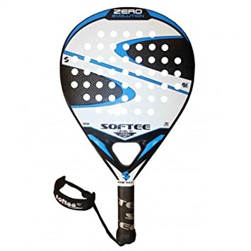 PALA PADEL SOFTEE ZERO CARBON EVOLUTION: Amazon.es: Deportes y aire libre