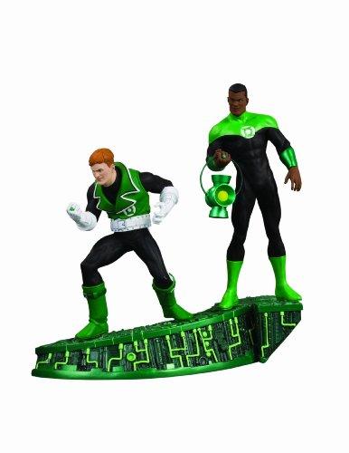 Green Lantern: Legacies Multi-Part Statue: Part 3: John Stewart and Guy Gardner
