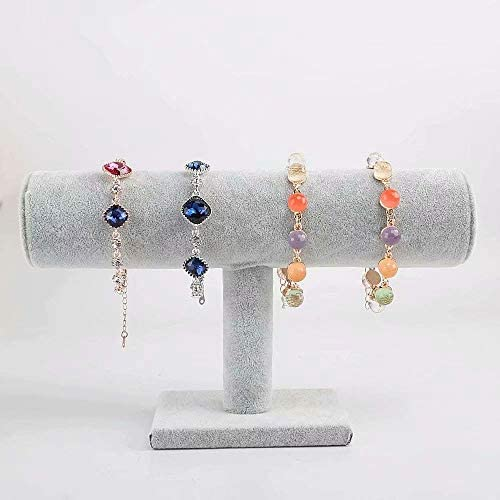 RICISUNG 収納 便利 腕時計 ウォッチ バングル ブレスレット ジュエリー パワーストーン ディスプレイ スタンド 展示