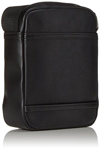 Tommy Hilfiger Herren Th City Mini Reporter Tasche, Schwarz (Black), 8x20.5x18 cm