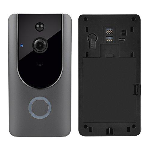 Wireless Doorbell Smart Door Bells Home Security Bell ...