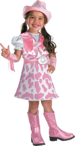 Disguise Wild West Cutie Toddler Costume, 3T-4T by Disguise