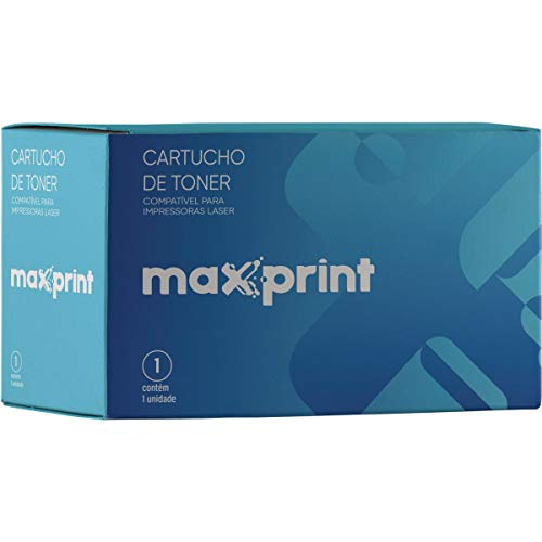 Cartucho De Toner Compativel Hp 304a Ciano, Maxprint, 56-1074-4, Ciano