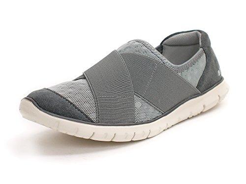 フリッピー パンジーシューズ 靴 レディース 歩きやすい ストレッチ 白底 クロスラバー