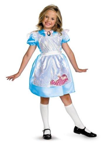Alice In Wonderland Classic Costume Size: 3T-4T