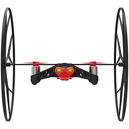Parrot - MiniDrone Rolling Spider, Color Rojo (PF723002AA): Amazon ...