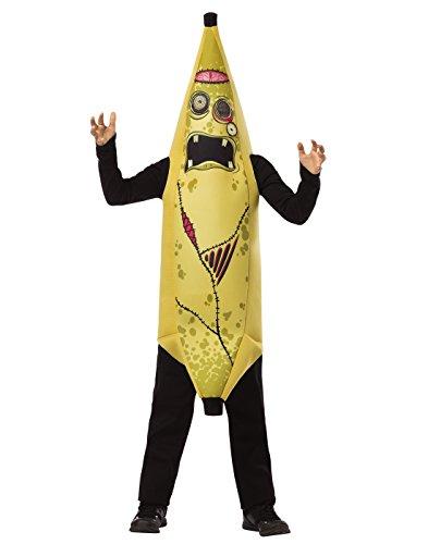 Rasta Imposta Childrens Costume, Zombie Banana, (Funny Zombie Costumes)