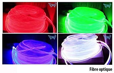 Fibra Optica 10/mm de di/ámetro para generador de luz por fibra