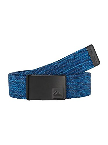Quiksilver Embossed Belt (Quiksilver Men's Principle Belt, Kayak, One)