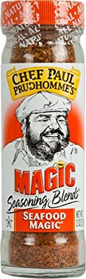 Chef Paul Prudhomme's Magic Seasoning Blends Seafood Magic -- 2 oz - 2 pc