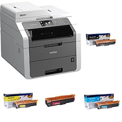 Brother DCP-9020CDW - Impresora multifunción láser color + Pack de ...
