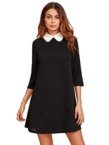 peter pan collar dresses - 1