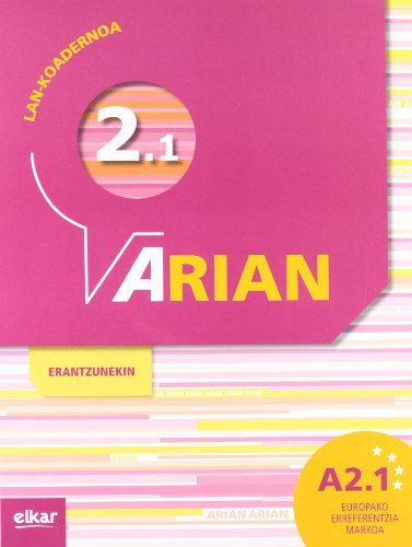 Floodeelbuythris: Descargar Arian A2.1 Lan-koadernoa