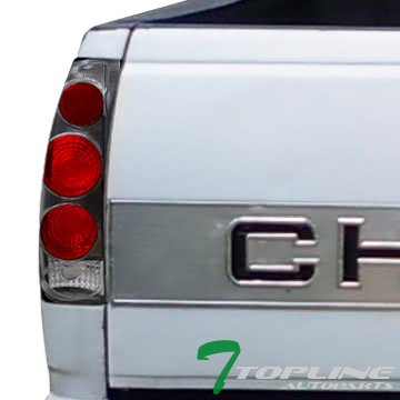 1997 chevy gmc back bumpers - 8
