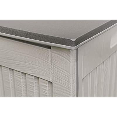 livivo garden storage box review