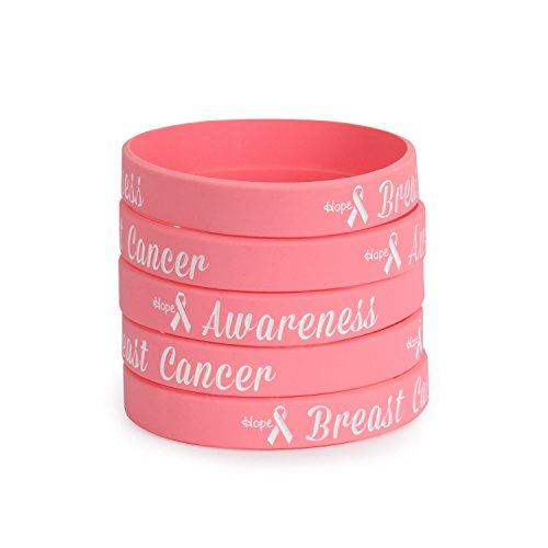 BAIYI 5 Pack Breast Cancer...