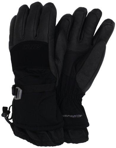 Gordini Black Glove (Gordini Men's The Polar Glove, Black, Large)