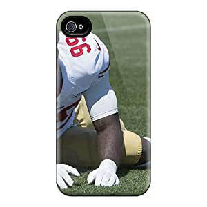 Brand New 4/4s Defender Case For Iphone (aldon Smith Hair 2013)