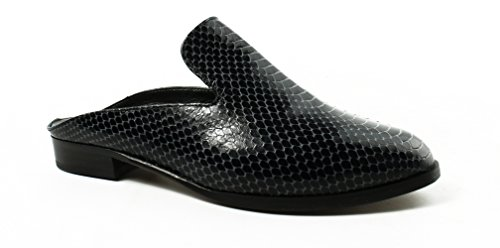 Robert Clergerie New Womens Black Mules Size 6