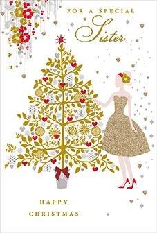 Para un especial hermana feliz Navidad.. Calidad excepcional ...