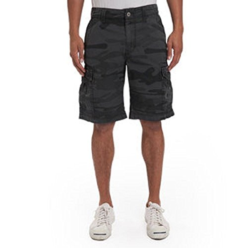Unionbay Mens Cargo Short 32 Army -