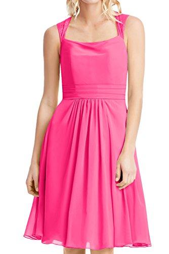 TOSKANA BRAUT - Vestido - trapecio - para mujer rosa 50