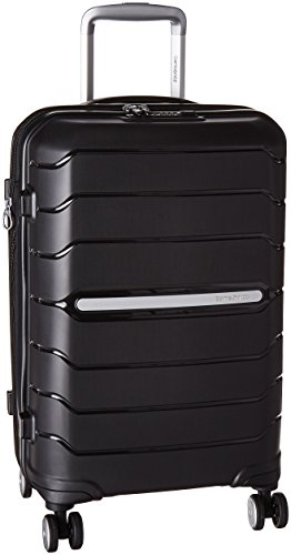 Samsonite Freeform Hardside Spinner 21, Black by Samsonite