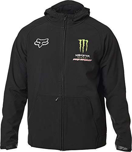 Fox Racing Monster/Pro Circuit Bionic Jacket (Medium) (Black)